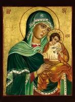 Madre di Dio della Colomba 24x32