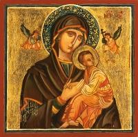Madre di Dio della Passione 18x18