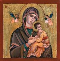 Madre di Dio della Passione 19x19