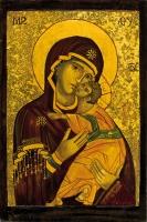 Madre di Dio della Tenerezza 33x23