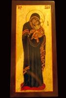 Madre di Dio della Tenerezza 40x19