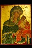 Madre di Dio della Colomba 18,5x3