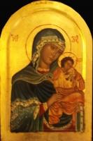 Madre di Dio della Colomba 20x30