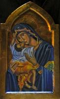 Madre di Dio del Gioco 31x19