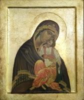Madre di Dio della Tenerezza 25x30
