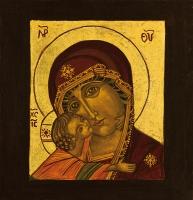 Madre di Dio di Korsun 20x20