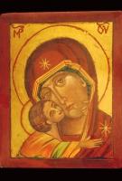 Madre di Dio di Korsun 12x15