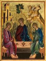 Trinità di Rublev 38x50